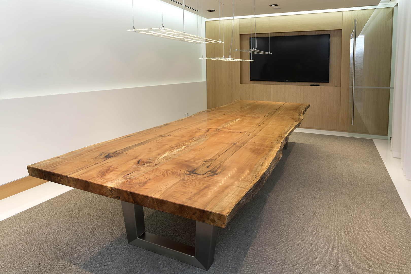 mapleart custom wood furniture vancouver bcaraucaria boardroom