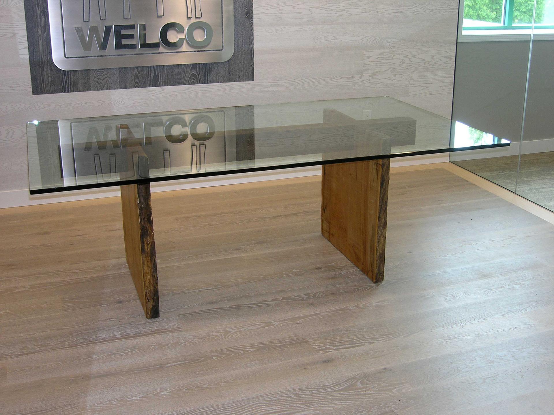 Catalpa Table. MapleArt  Custom Wood Furniture  Vancouver  BCCatalpa Table