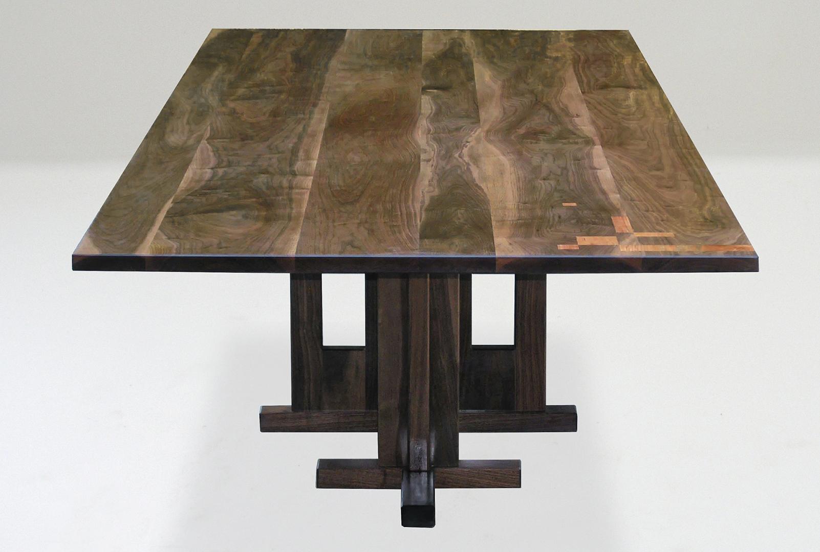 Jacaranga Dining Table. MapleArt  Custom Wood Furniture  Vancouver  BCJacaranga Dining