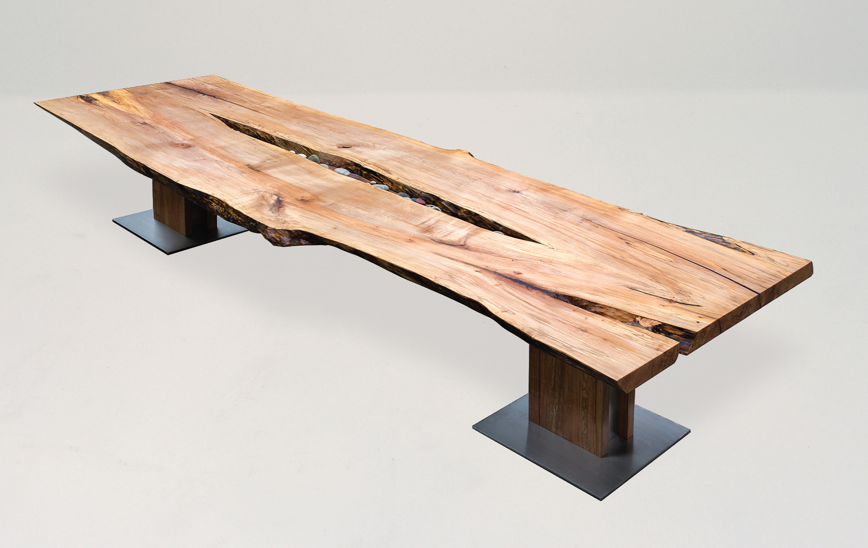 MapleArt Custom Wood Furniture Vancouver BCLaurel Dining Table
