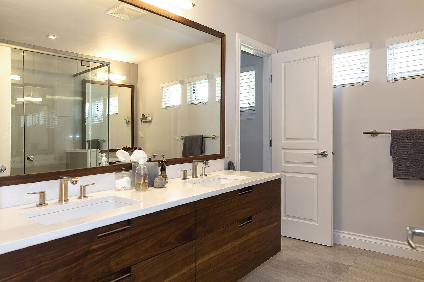 Vancouver bathroom vanity