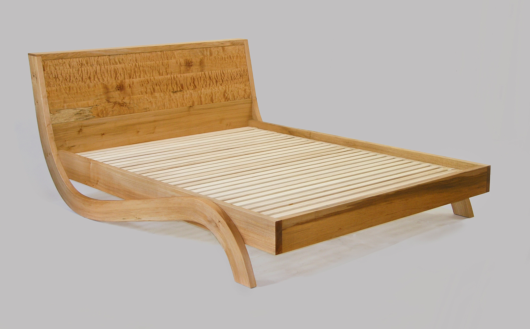 Mapleart Custom Wood Furniture Vancouver Bcgardenia Bed