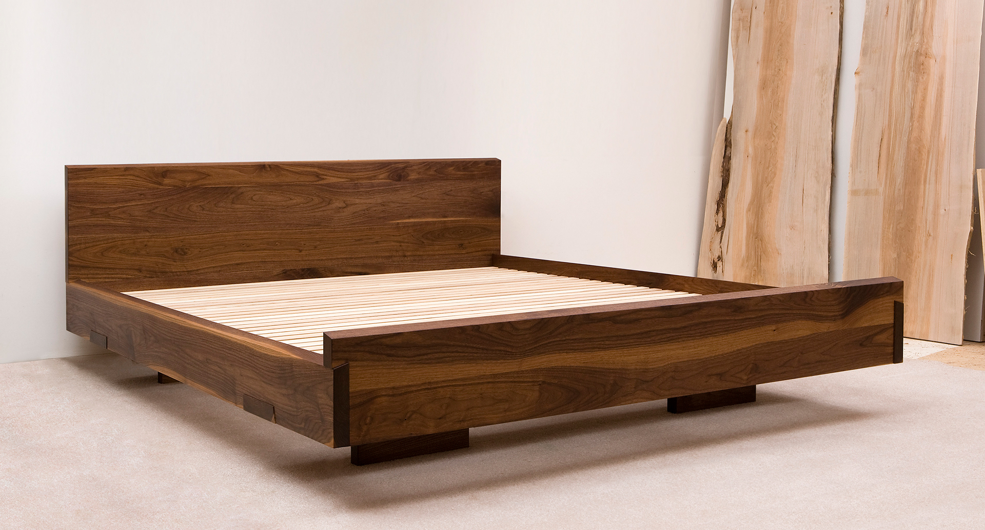 bcsunflower bed mapleart custom wood furniture vancouver bc